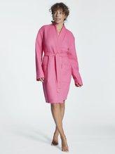 TAUBERT Thalasso Piqué Kurz-Kimono, Länge 100cm