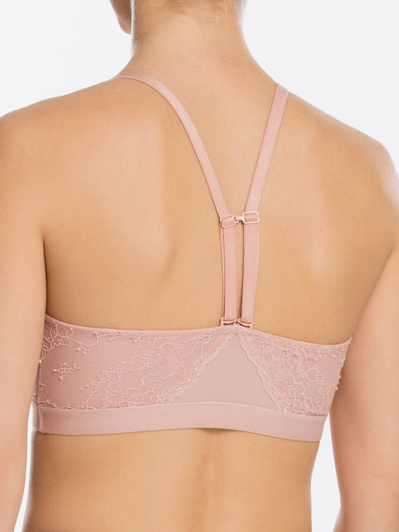 SPANX Spotlight On Lace Shaping Bralette
