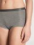 CALIDA True Confidence Panty aus Wolle-Seide, high waist