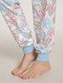 CALIDA Tender Nights Bündchen-Pyjama
