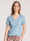 CALIDA Favourites Joy Kurzarm-Shirt, V-Neck