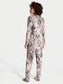 CALIDA 100% Nature Pyjama, durchgeknöpft, Compostable