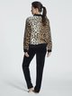 TAUBERT Leopard Hausanzug