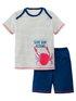 CALIDA Toddlers Ocean Kinder Kurz-Pyjama