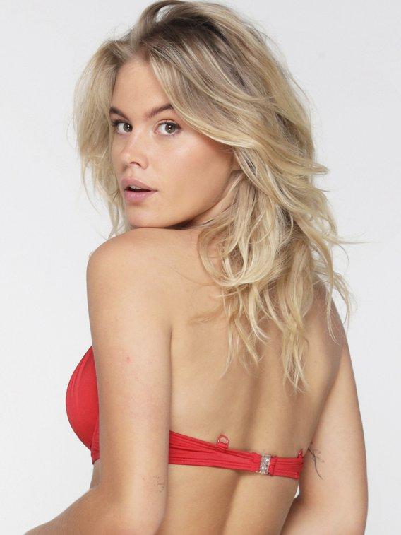 LINGADORE Red fire Bikini-Top