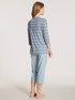 CALIDA Blooming Nights 3/4 pyjama