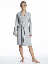 LAUREN BY RALPH LAUREN Essential Quilted Robe Morgenmantel, Länge 100cm