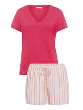HANRO Sleep & Lounge Kurz-Pyjama