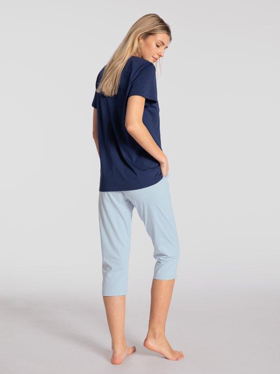 TRIUMPH Lounge-Me Cotton Capri-Pyjama