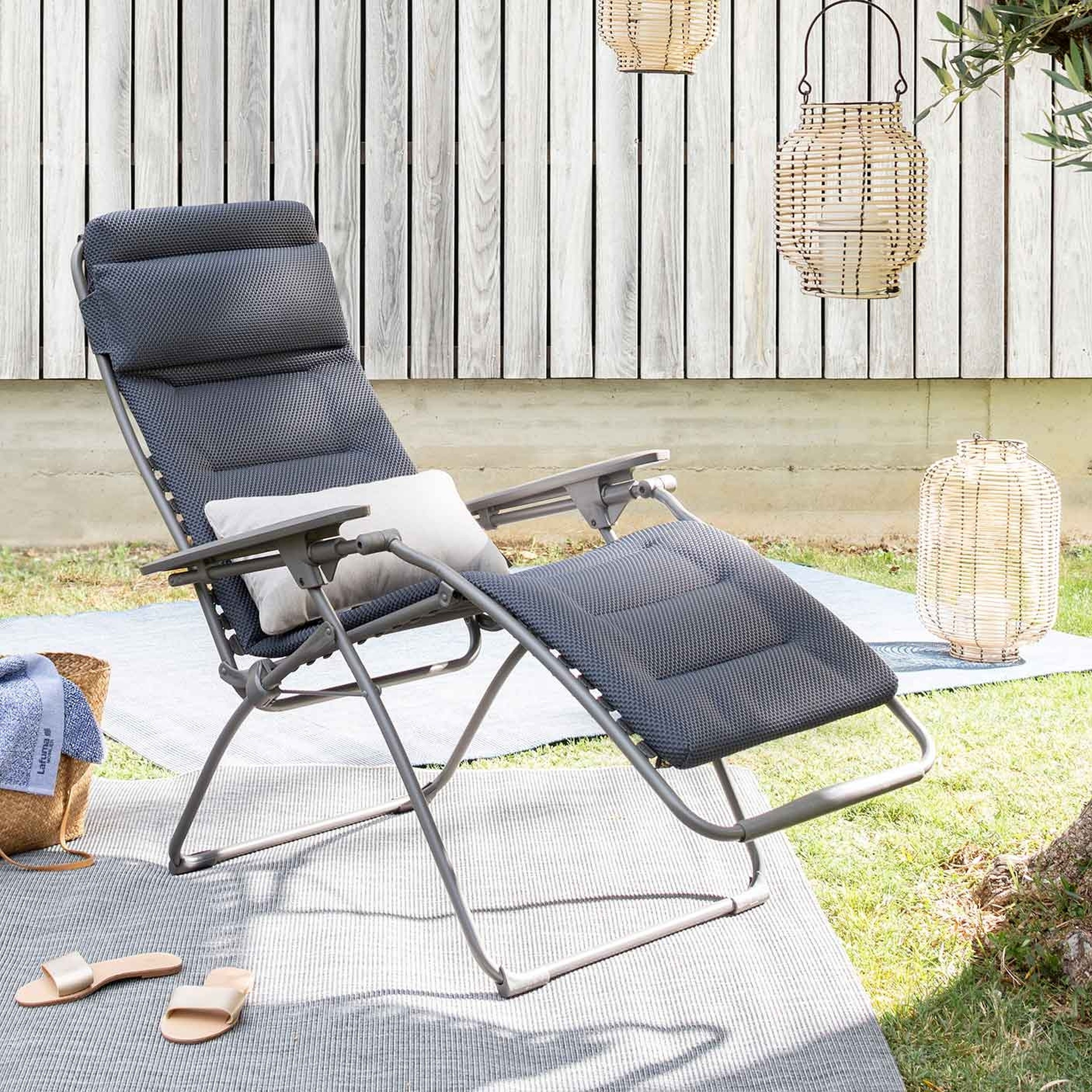 FAUTEUIL RELAX Lafuma Mobilier 1