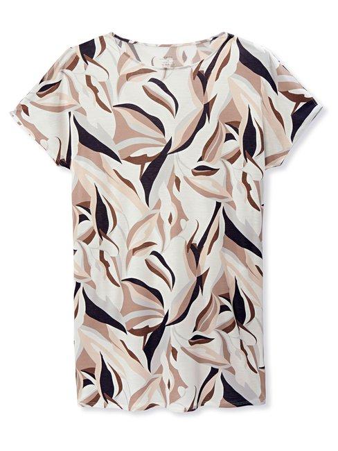 CALIDA 100% Nature Sleepshirt, lunghezza 90cm