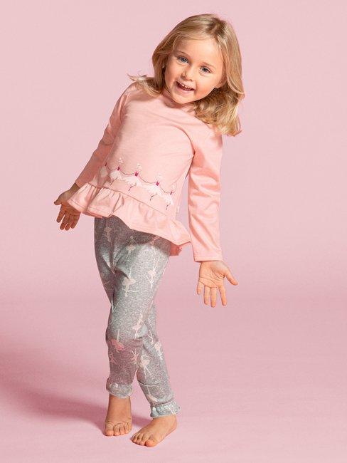 CALIDA Toddlers Ballet Kinder Pyjama lang