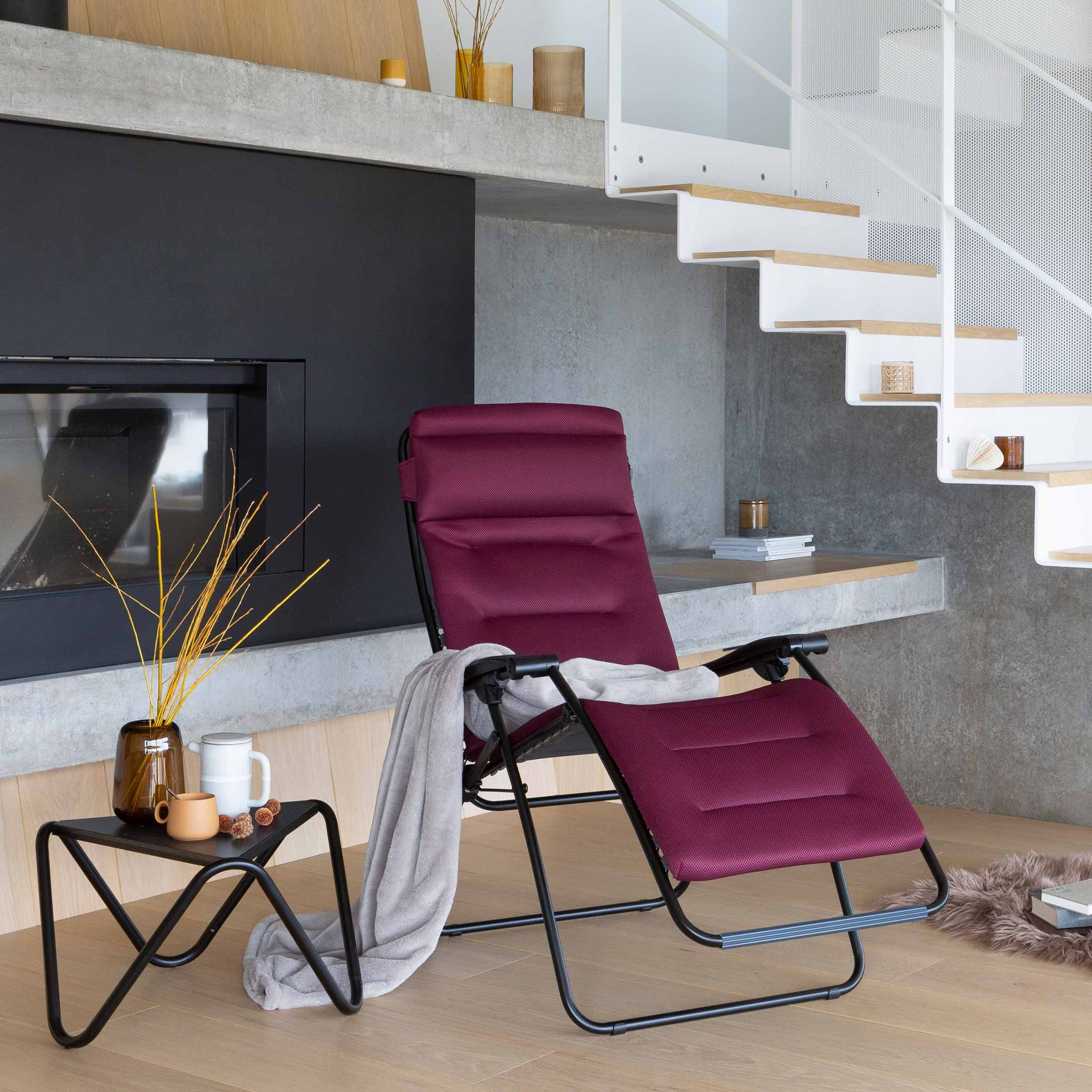 RELAXATION CHAIR Lafuma Mobilier 1