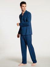 CALIDA Relax Imprint Pyjama, durchgeknöpft