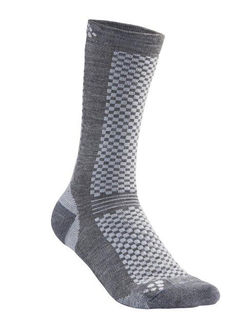 CRAFT Keep Warm Mid Socks, 2 Pack