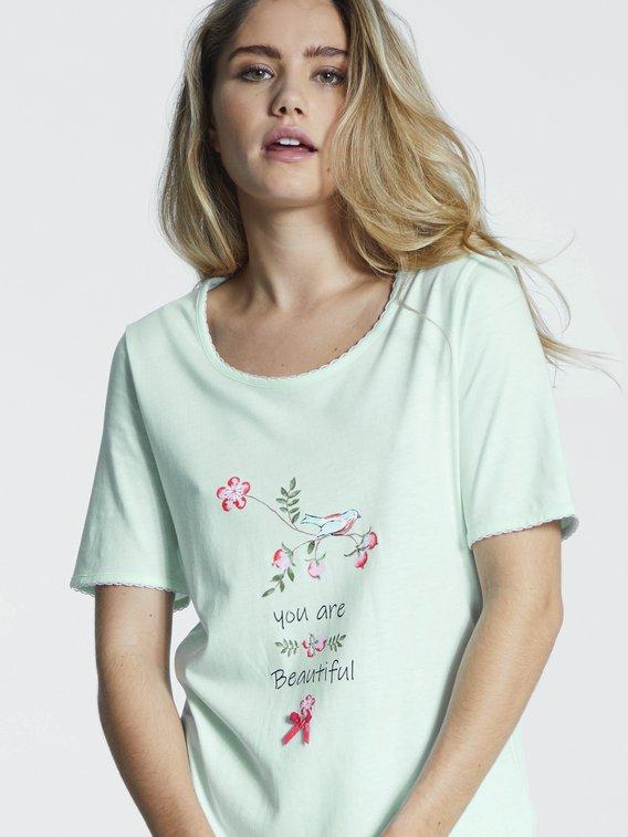 RINGELLA Lingerie Kurz-Pyjama