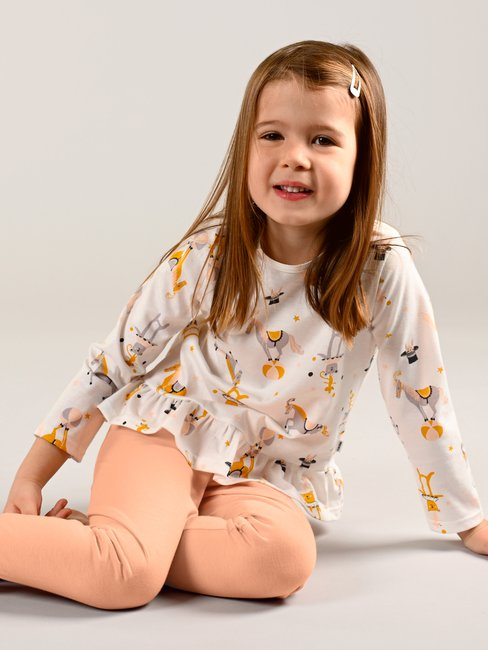 CALIDA Toddlers Circus Kinder Pyjama