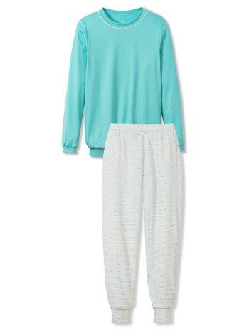 CALIDA Sweet Dreams Pyjama with cuff
