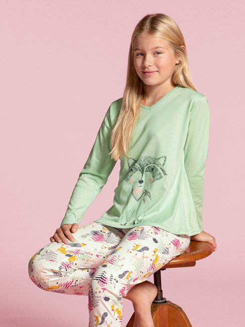 CALIDA Girls Forest Pyjama