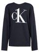 CALVIN KLEIN CK One Graphic Tees Langarm-Shirt mit Logo