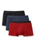 CALIDA Natural Benefit New Boxer, 3er-Pack