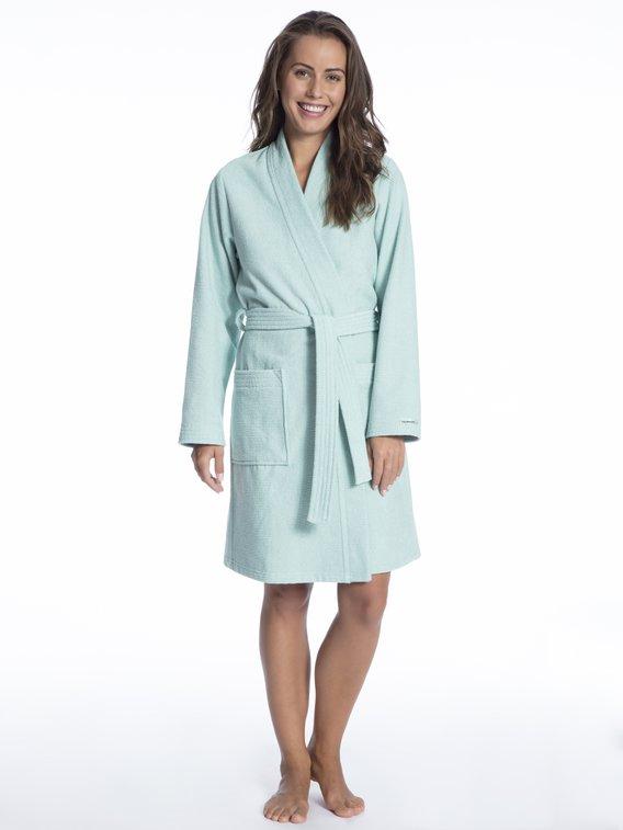 TAUBERT Sports Kurz-Kimono, Länge 100cm