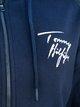 TOMMY HILFIGER Tommy 85 Lounge-Set mit Kapuzenjacke