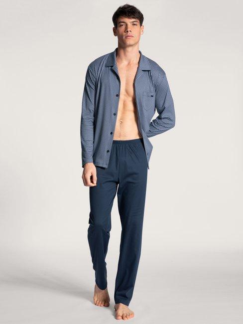 CALIDA Relax Choice Durchgeknöpfter Pyjama