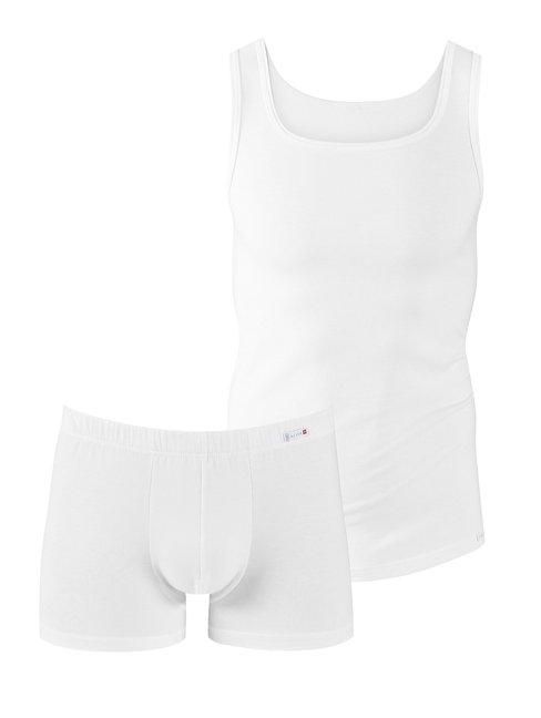 CALIDA Evolution Shirt + Boxer brief