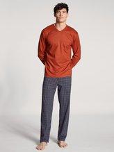 CALIDA Relax Imprint Pyjama lang