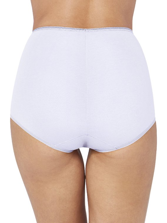 SLOGGI 24/7 Cotton Maxi-Panty, 3er-Pack