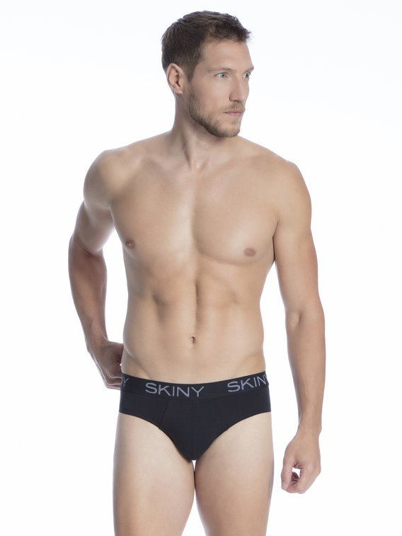 SKINY Every Day In Cotton Multipack Slip, 3er-Pack