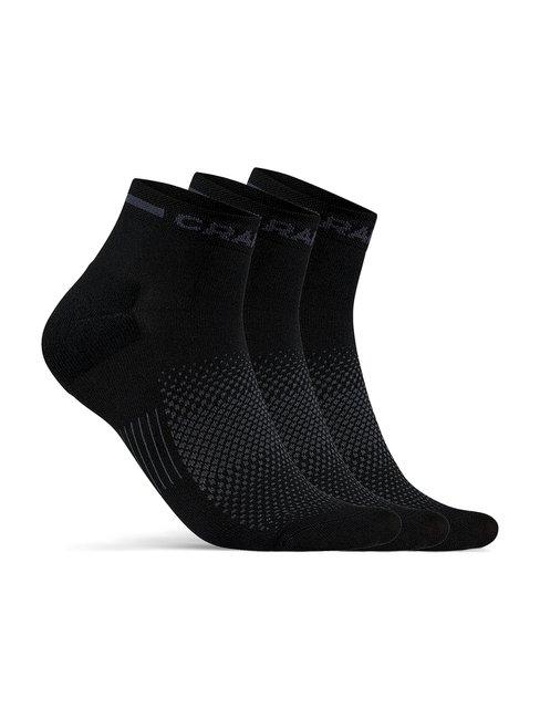 CRAFT Dry Mid Socks, 3-Pack