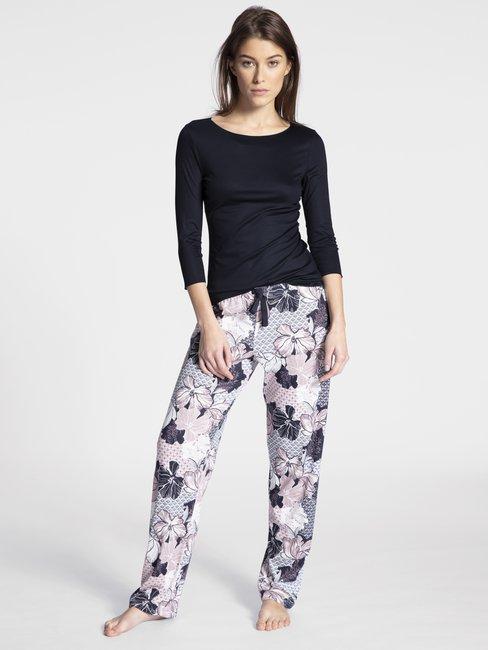 CALIDA Natural Luxe Shirt manica 3/4
