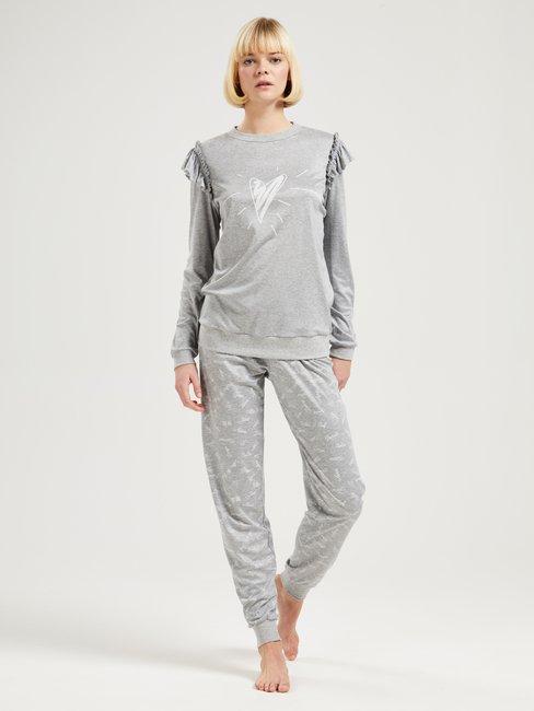 CALIDA VIKTOR&ROLF X CALIDA Pyjama mit Bündchen, Compostable