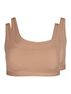 SKINY Every Day In Micro OneSize Bustier, 2er-Pack