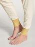 CALIDA Yellowbration Bündchen-Pyjama