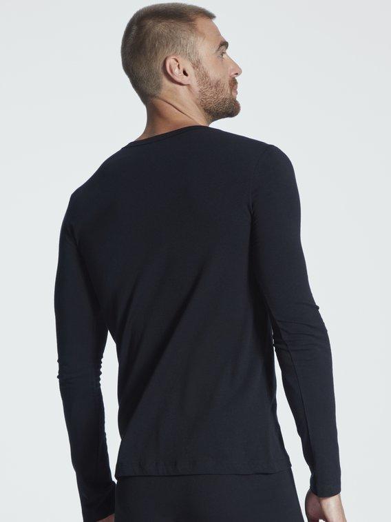 SCHIESSER 95/5 Shirt Langarm