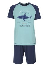 TOM TAILOR Nightwear Kurz-Pyjama