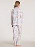 CALIDA Tender Nights Pyjama, durchgeknöpft