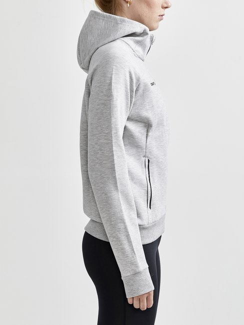CRAFT Soul Core Full Zip Hood W
