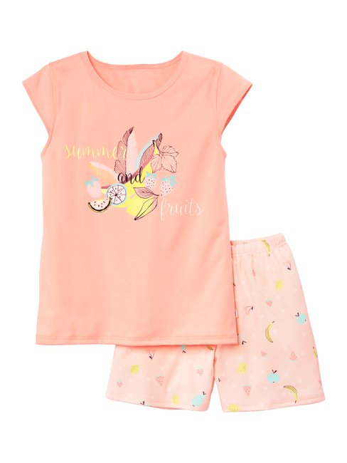 CALIDA Girls Fruit Mädchen Kurz-Pyjama