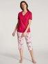 CALIDA Favourites Love Kurzarm-Shirt, V-Neck