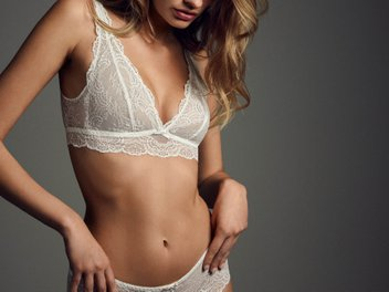 Non underwired lingerie