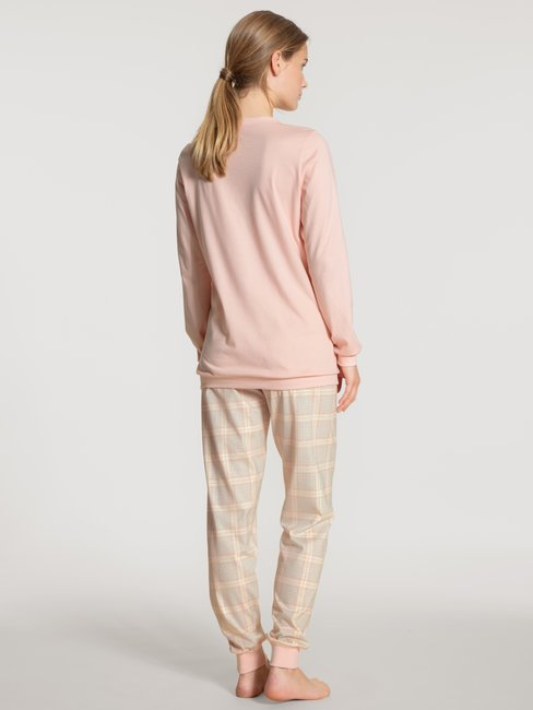 CALIDA Tender Nights Pyjama with cuff