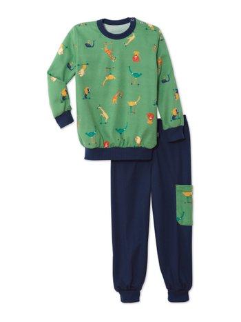CALIDA Toddlers Scooter Kinder Bündchen-Pyjama