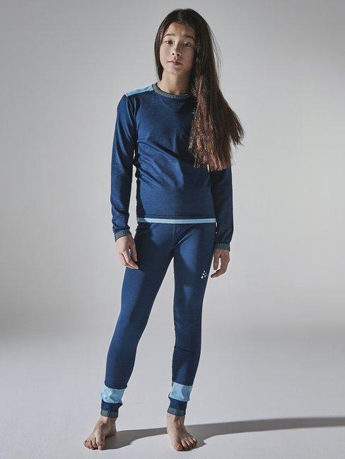 CRAFT Fuseknit Comfort Core Roundneck Longsleeve J