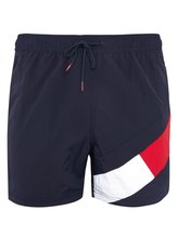 TOMMY HILFIGER Tommy Solid Flag-S Badeshorts