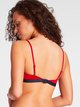 TOMMY HILFIGER Core Solid Logo WB-S Bikini-Top