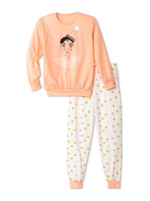 CALIDA Girls Circus Mädchen Bündchen-Pyjama